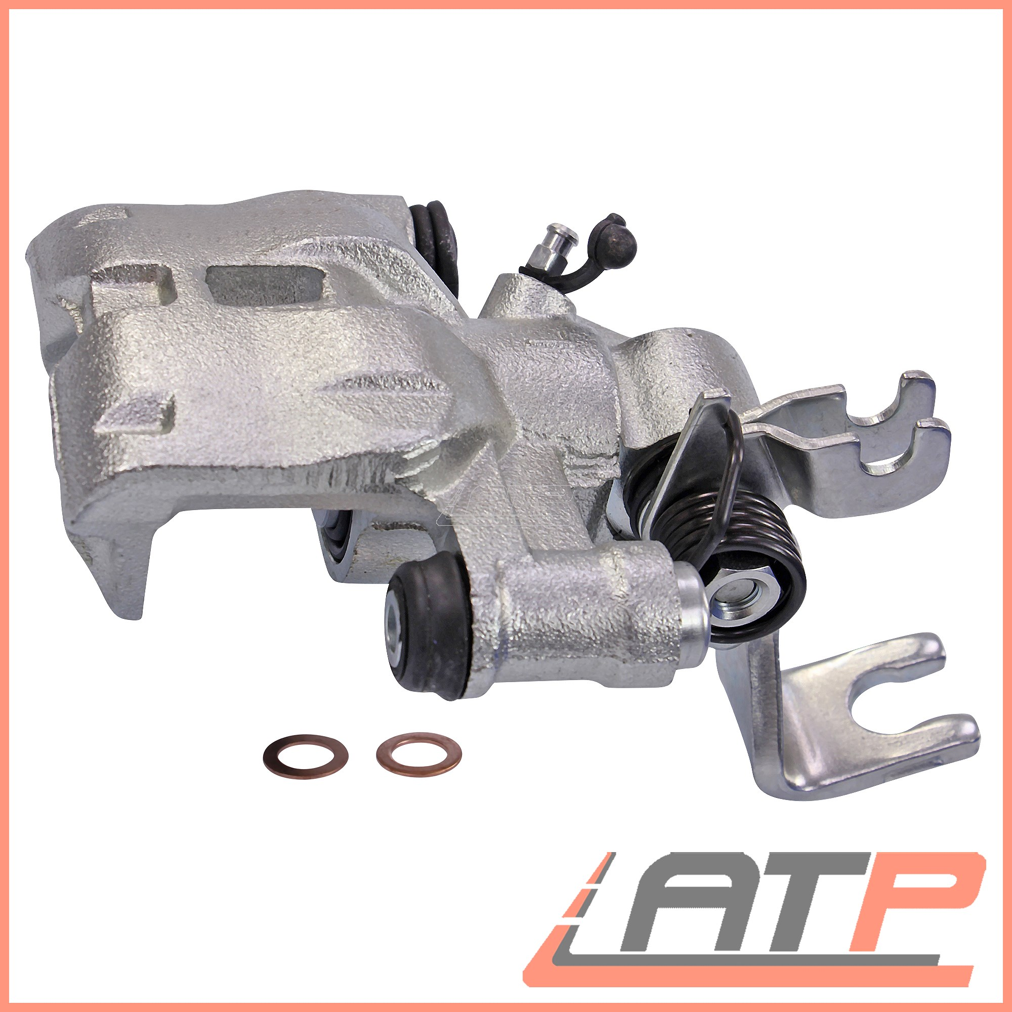 BRAKE CALIPER REAR LEFT MAZDA PREMACY CP 1.8-2.0 TD FROM 1999 AKEBONO SYSTEM