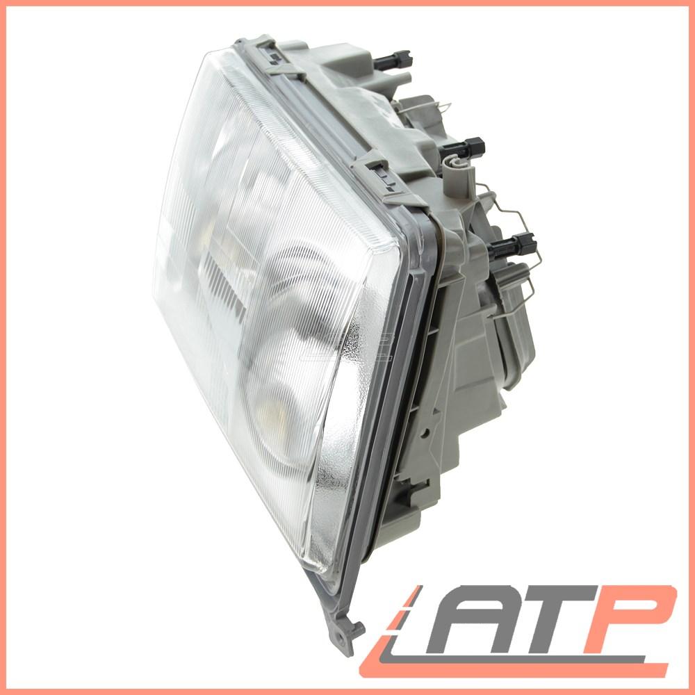 2X HEADLAMP HEADLIGHT H4//H3 LEFT+RIGHT MERCEDES E-CLASS W124 A124 CONVERTIBLE