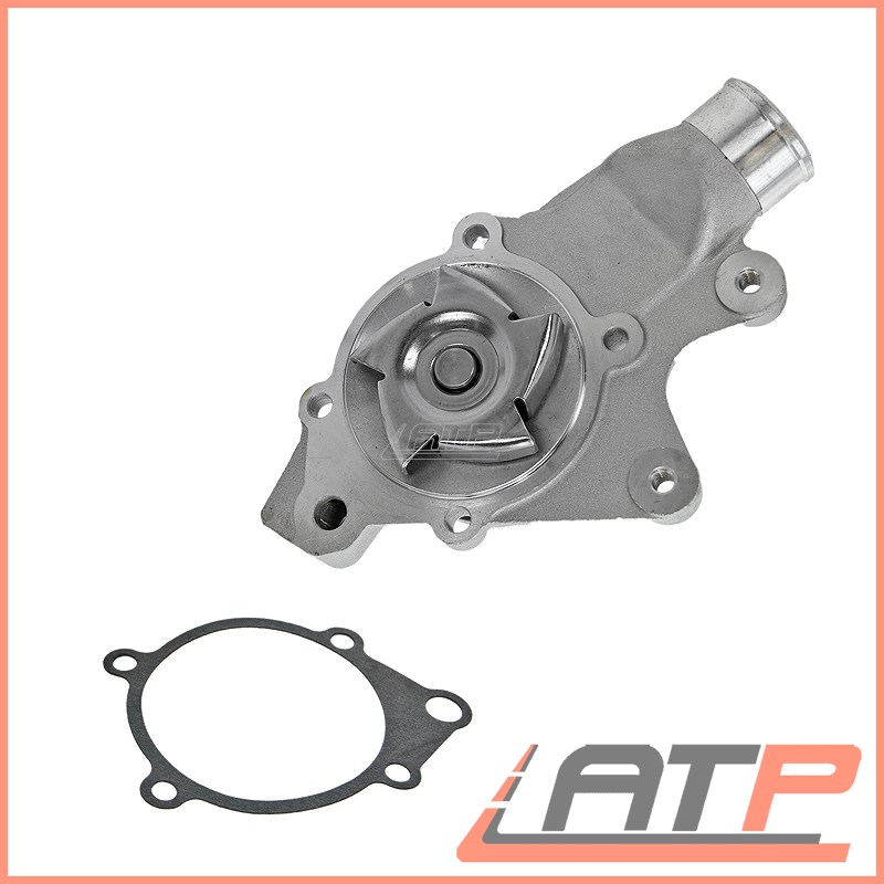 VW Transporter Mk3 Mk4 1981-2003 OEM Water Pump Coolant System Replace Complete
