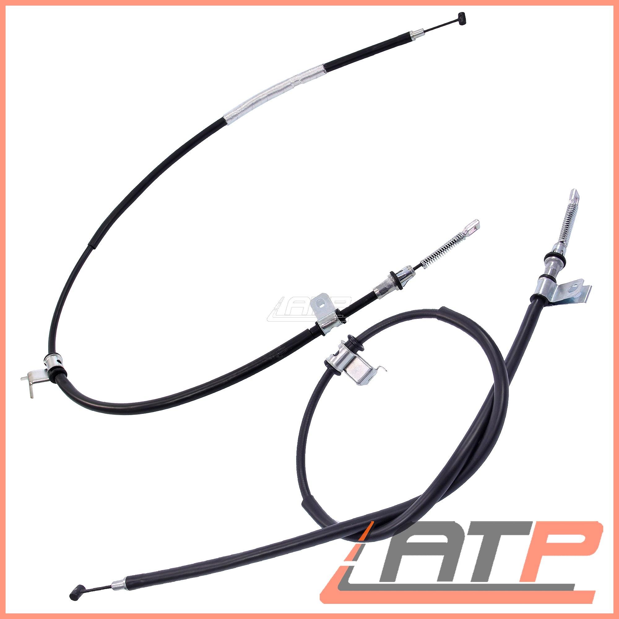 RIGHT REAR CHEVROLET CAPTIVA 06 2X HANDBRAKE CABLE LEFT