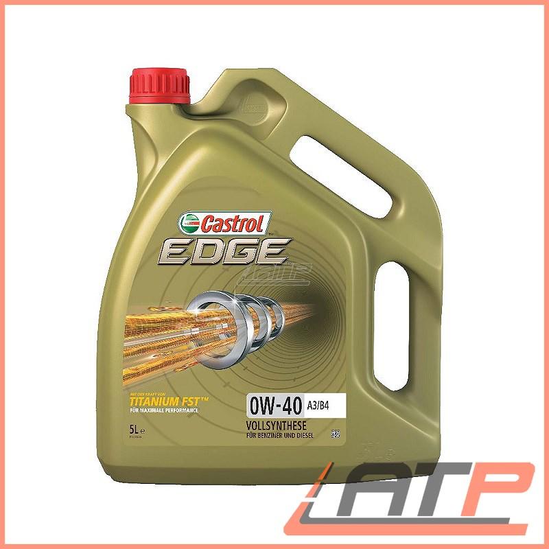 BOSCH-FILTRO-OLIO-5L-Castrol-EDGE-FST-0W-40-HONDA-CR-V-MK-2-3-LOGO miniatura 2