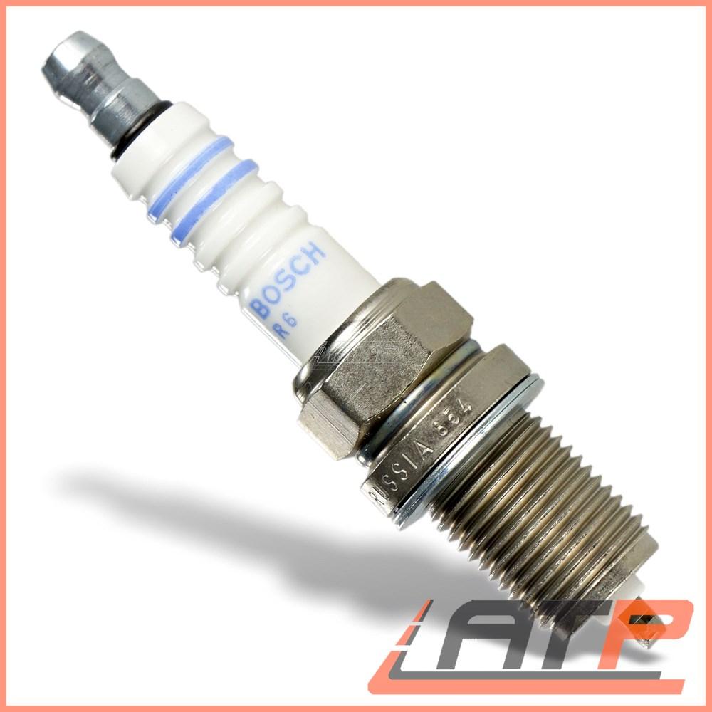 4x Mercedes Saloon W124 200 E Genuine Bosch Super Plus Spark Plugs