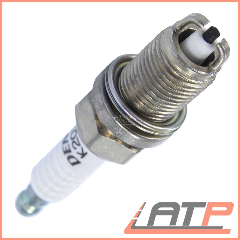 4x Citroen C3 1.1i Genuine Denso Standard Spark Plugs