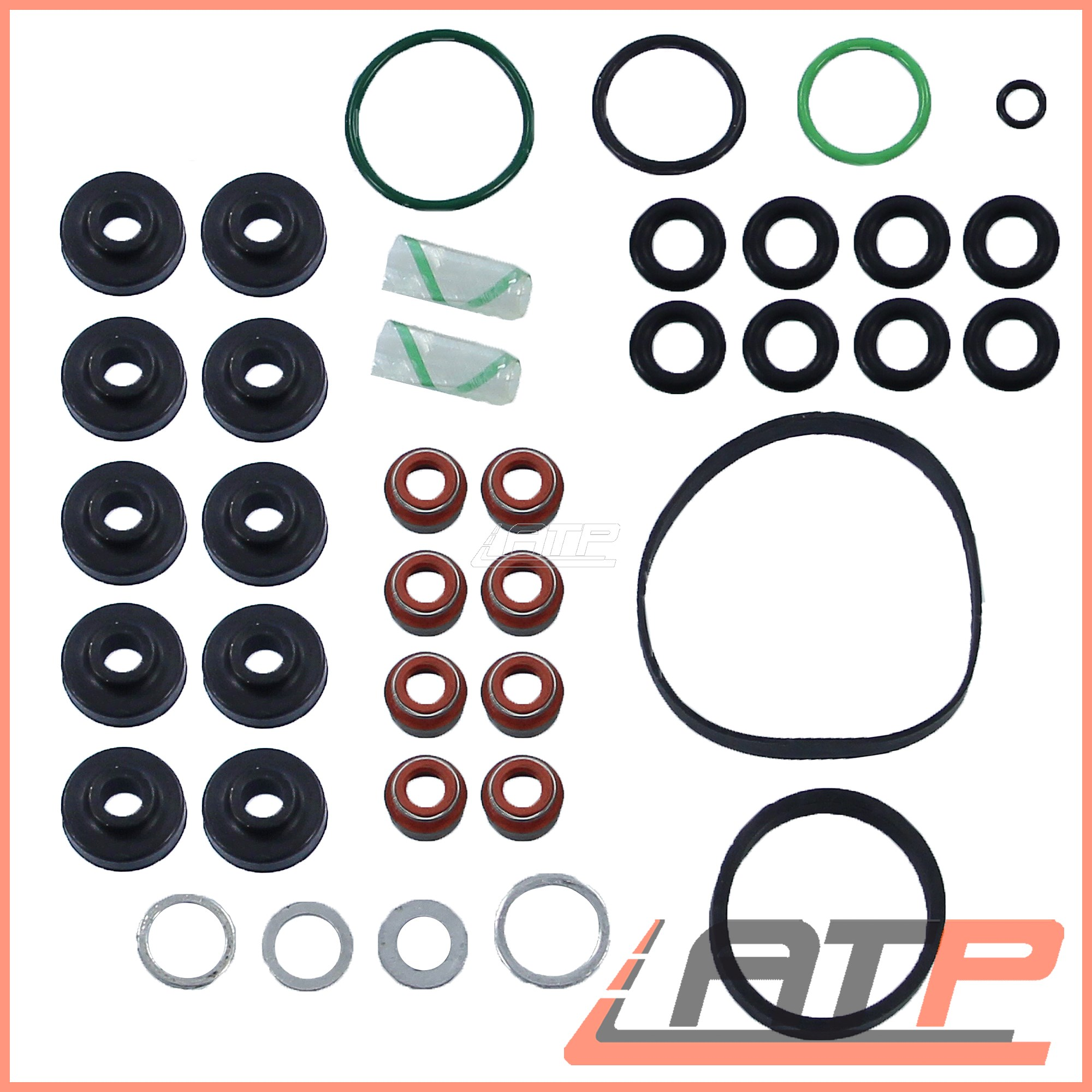 BOLT KIT 10-PART 32696779 CYLINDER HEAD GASKET SEALING SET
