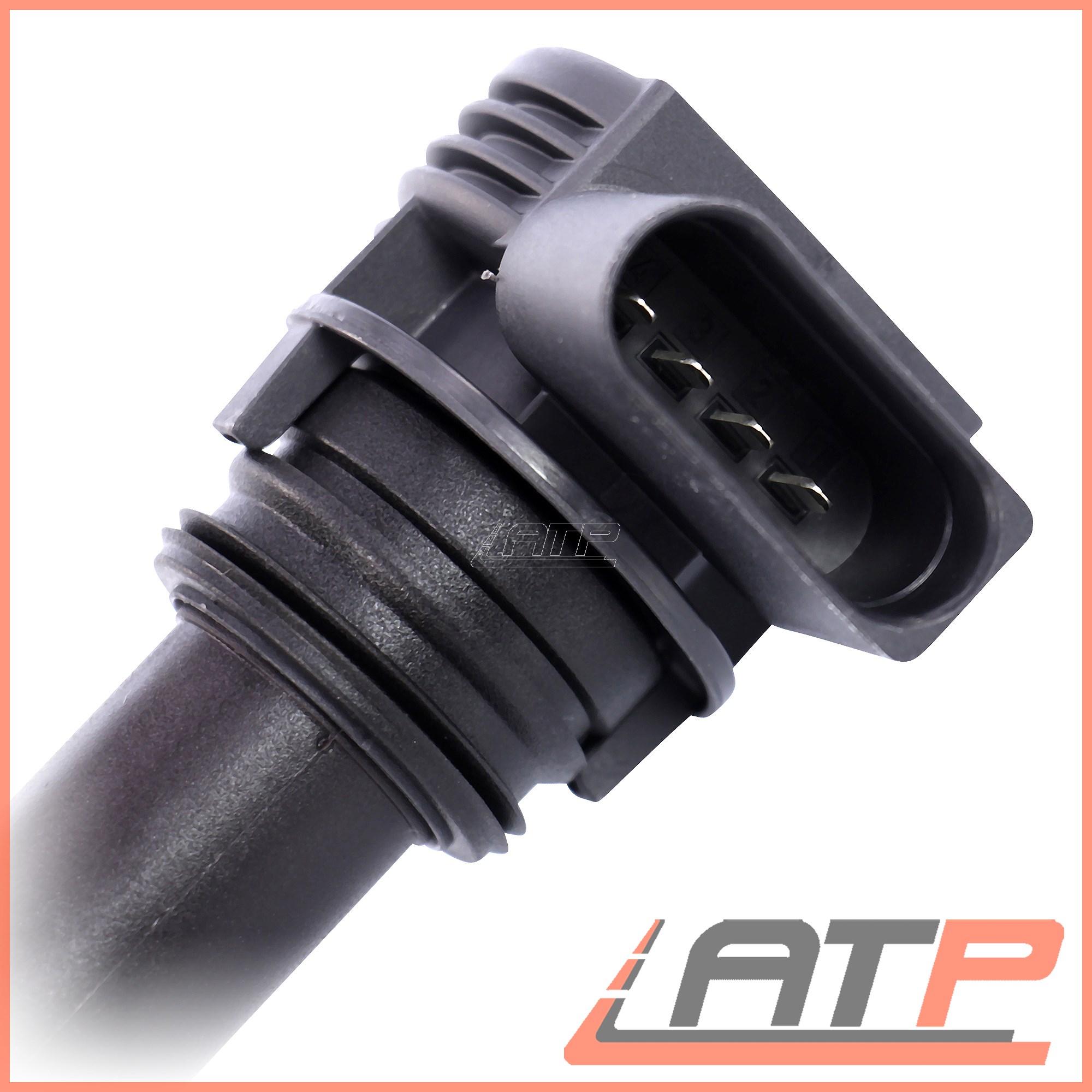 4X-Bosch-Lapiz-de-la-bobina-de-encendido-Audi-A4-8E-B7-2-0-RS4-04-08-8K-B8-1-8-2-0-07-16 miniatura 2