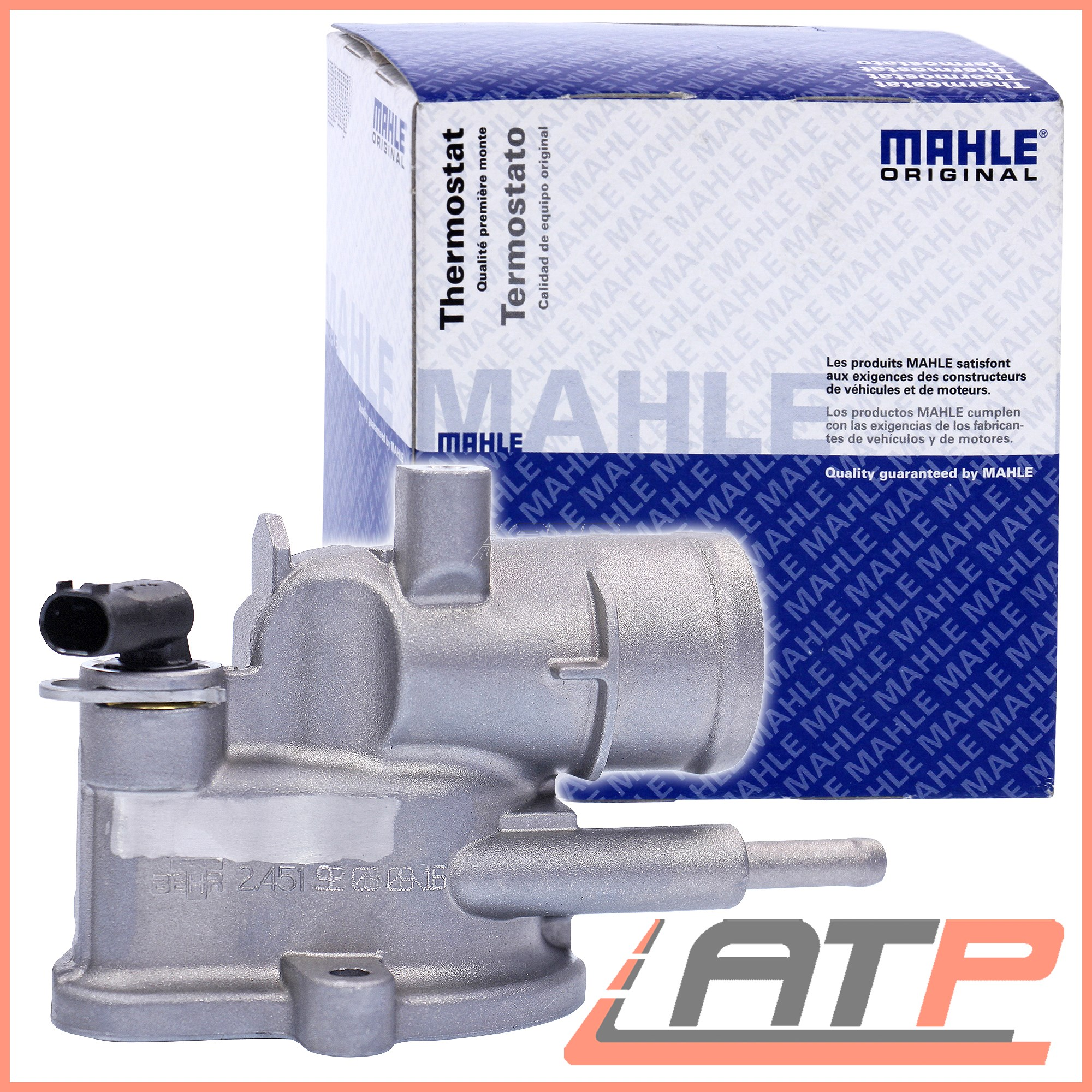 Details about BEHR/MAHLE THERMOSTAT MERCEDES S-CLASS W220 320