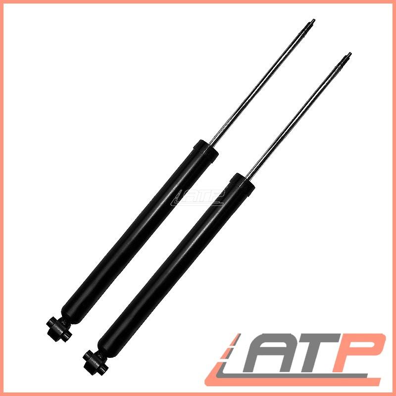 2x SHOCK ABSORBER REAR GAS PRESSURE SEAT LEON 1M 99-06 TOLEDO MK 2 1M 99-04