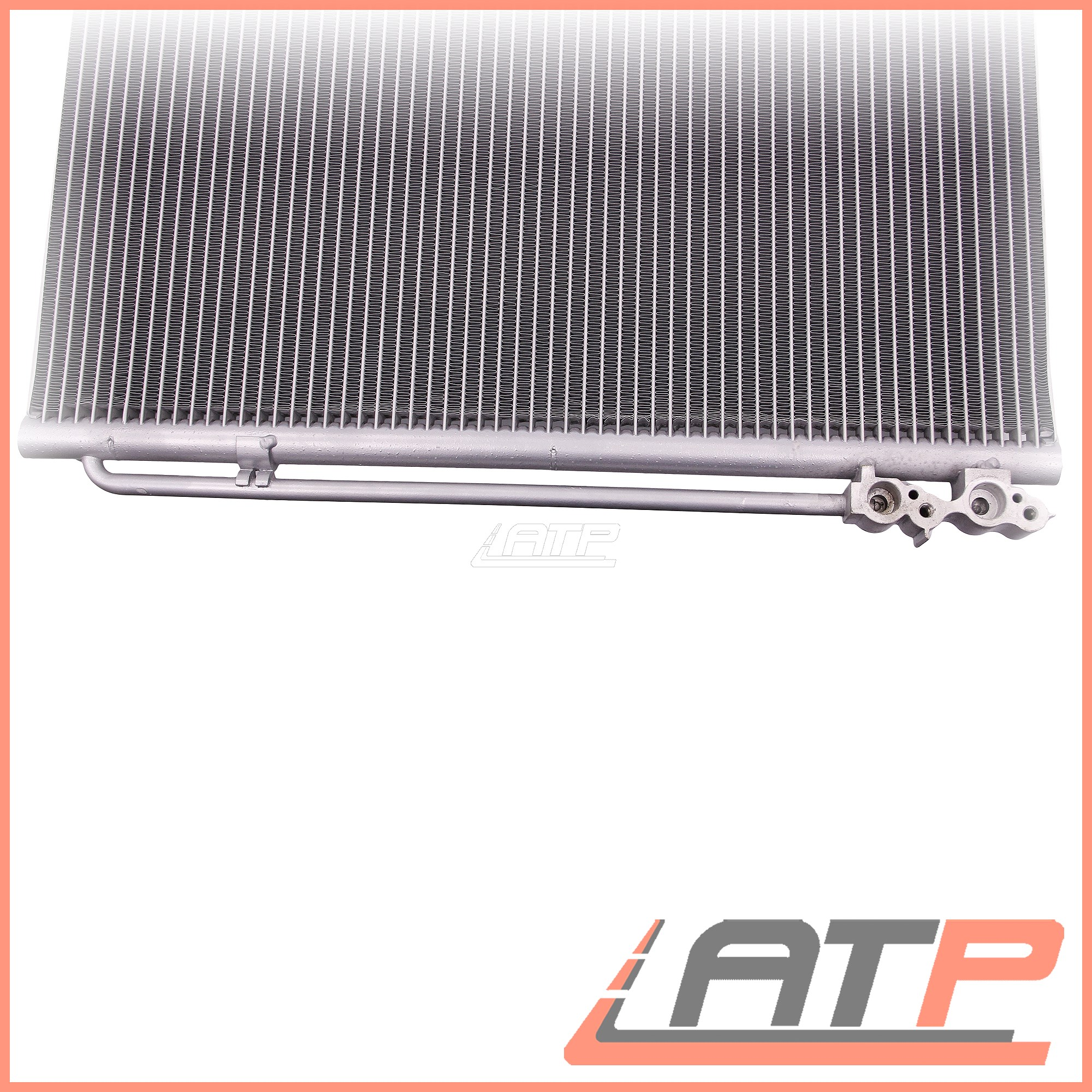 AIR-CONDITIONING-CONDENSER-CON-AC-A-C-COOLING-RADIATOR-32018996 thumbnail 3