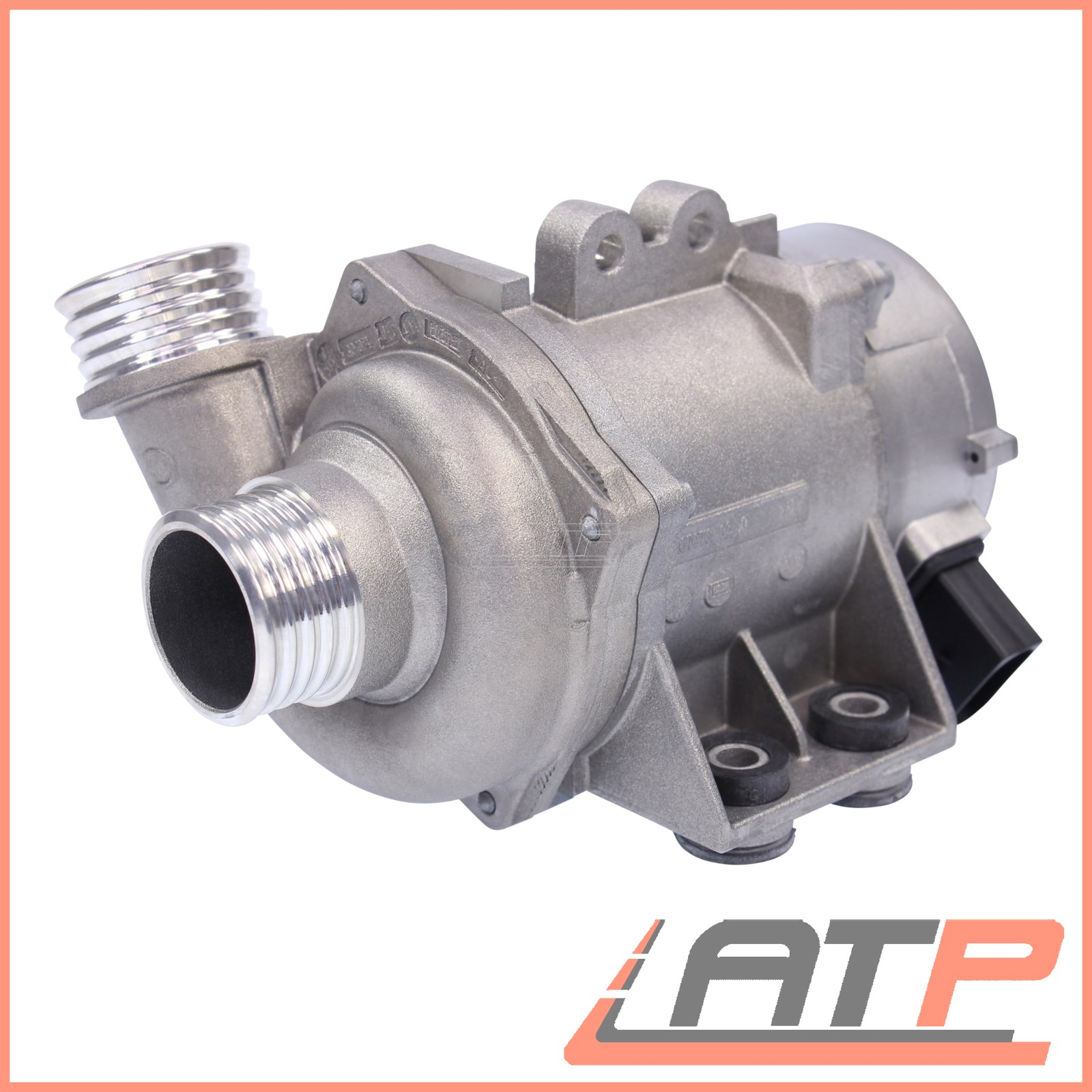 Pierburg water pump bmw 3 series e90 e91