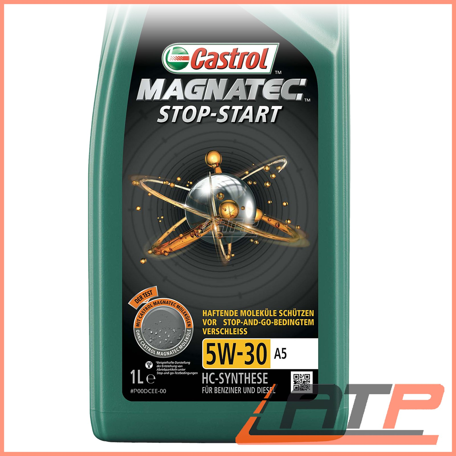 12x 1l castrol magnatec stop start 5w 30 a5 engine oil. Black Bedroom Furniture Sets. Home Design Ideas