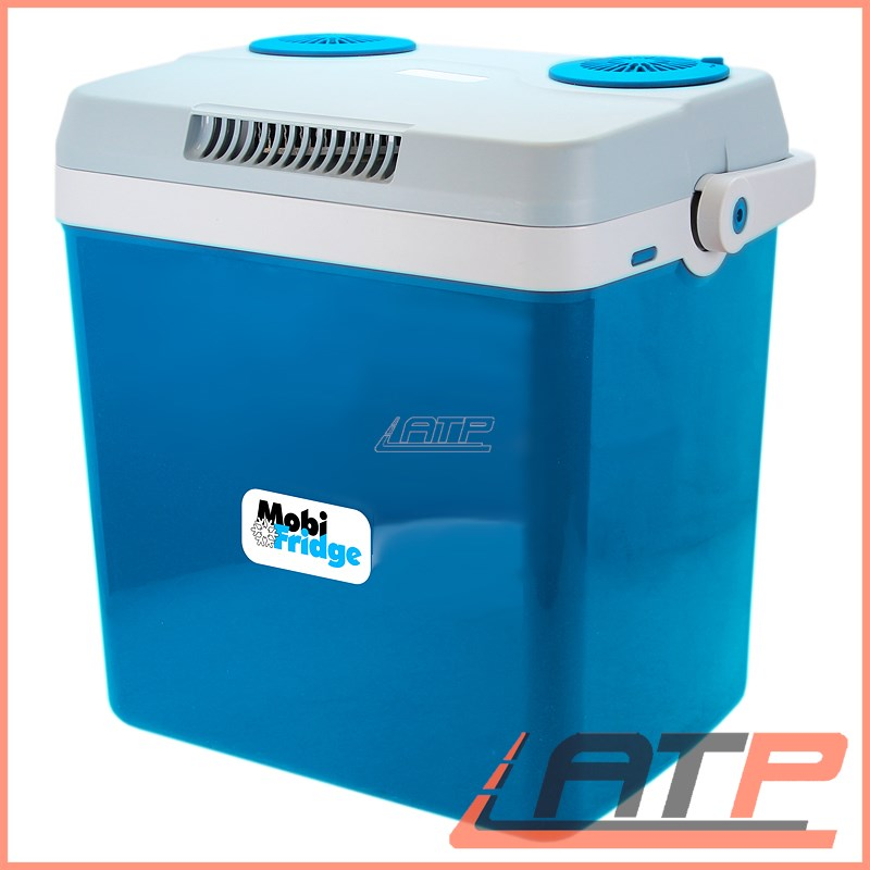 Car Fridge Hot Thermo Insulated Ice Box 12v 220v 32 L Ebay