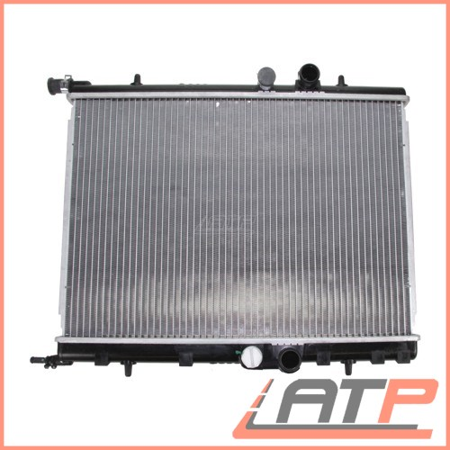 engine cooling radiator citroen berlingo c4 xsara break ... citroen engine coolant