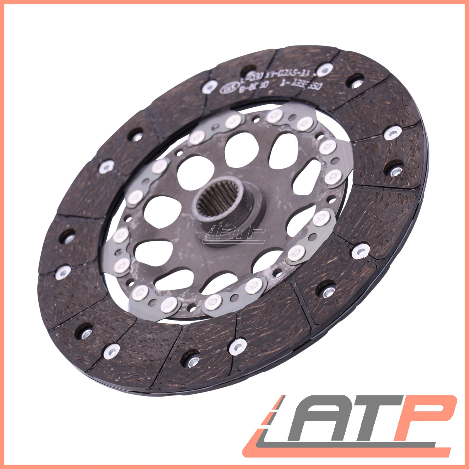 1x genuine luk clutch kit incl dual mass flywheel clamping screws