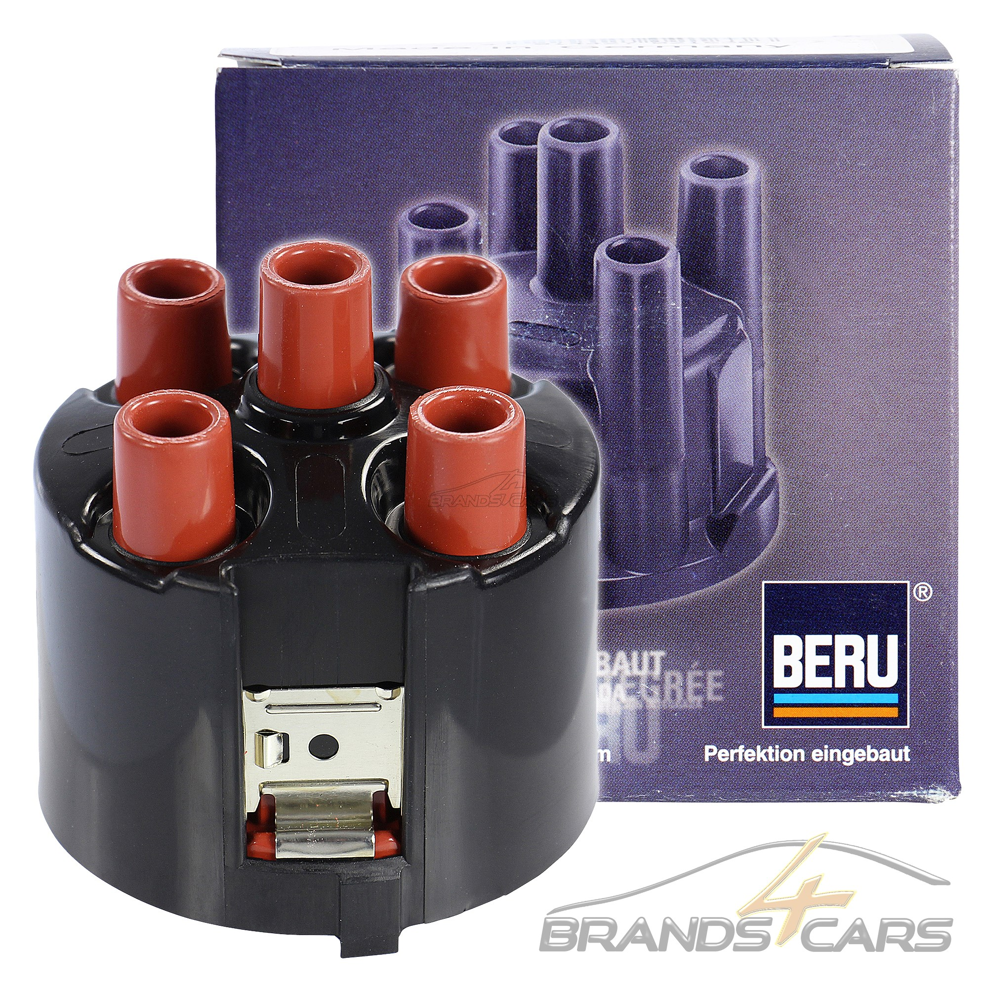 ORIGINALE Beru Tappo di Distribuzione dito di distribuzione VW TRANSPORTER BUS t4 1.8