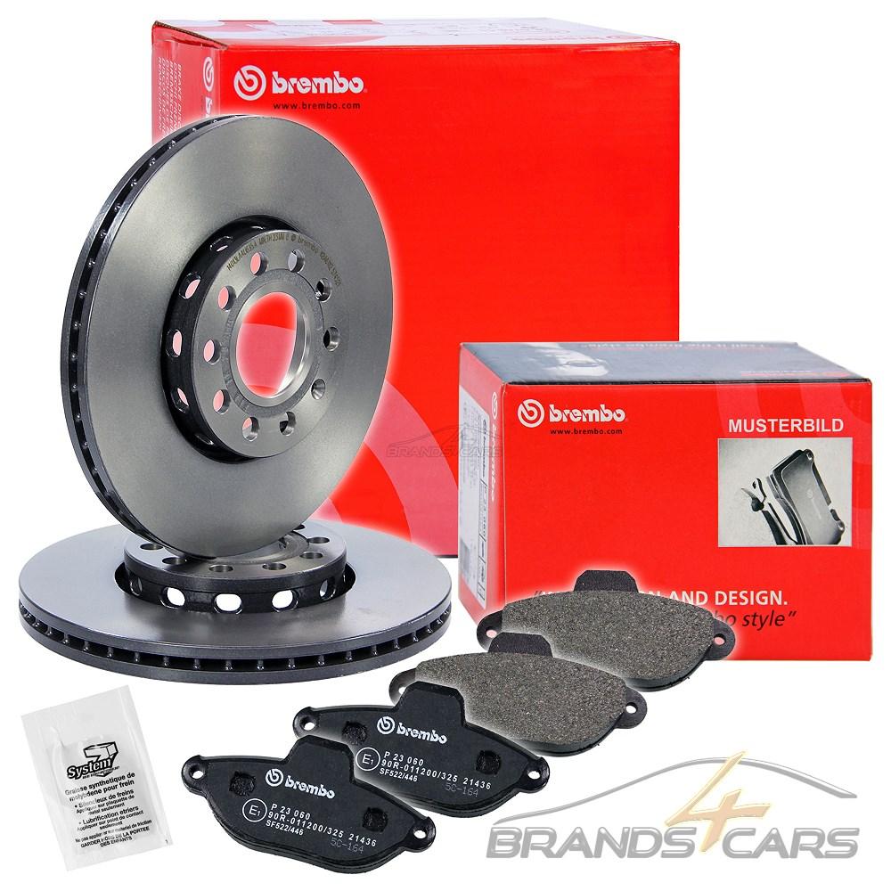Bremsbeläge Bremsklötze Bremsen für vorne die Vorderachse Renault Scenic II