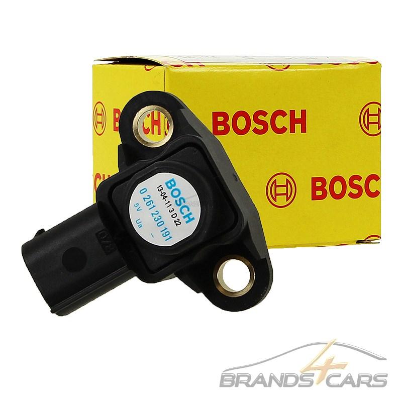 Bosch Map-sensor presión sensor saugrohrdruck mercedes benz CLC-Klasse cl203