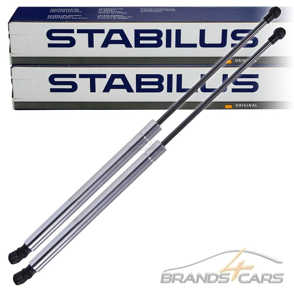 2x ORIGINAL STABILUS GASFEDER HECKKLAPPE L=500 380 N VW POLO 9N BJ 01-09