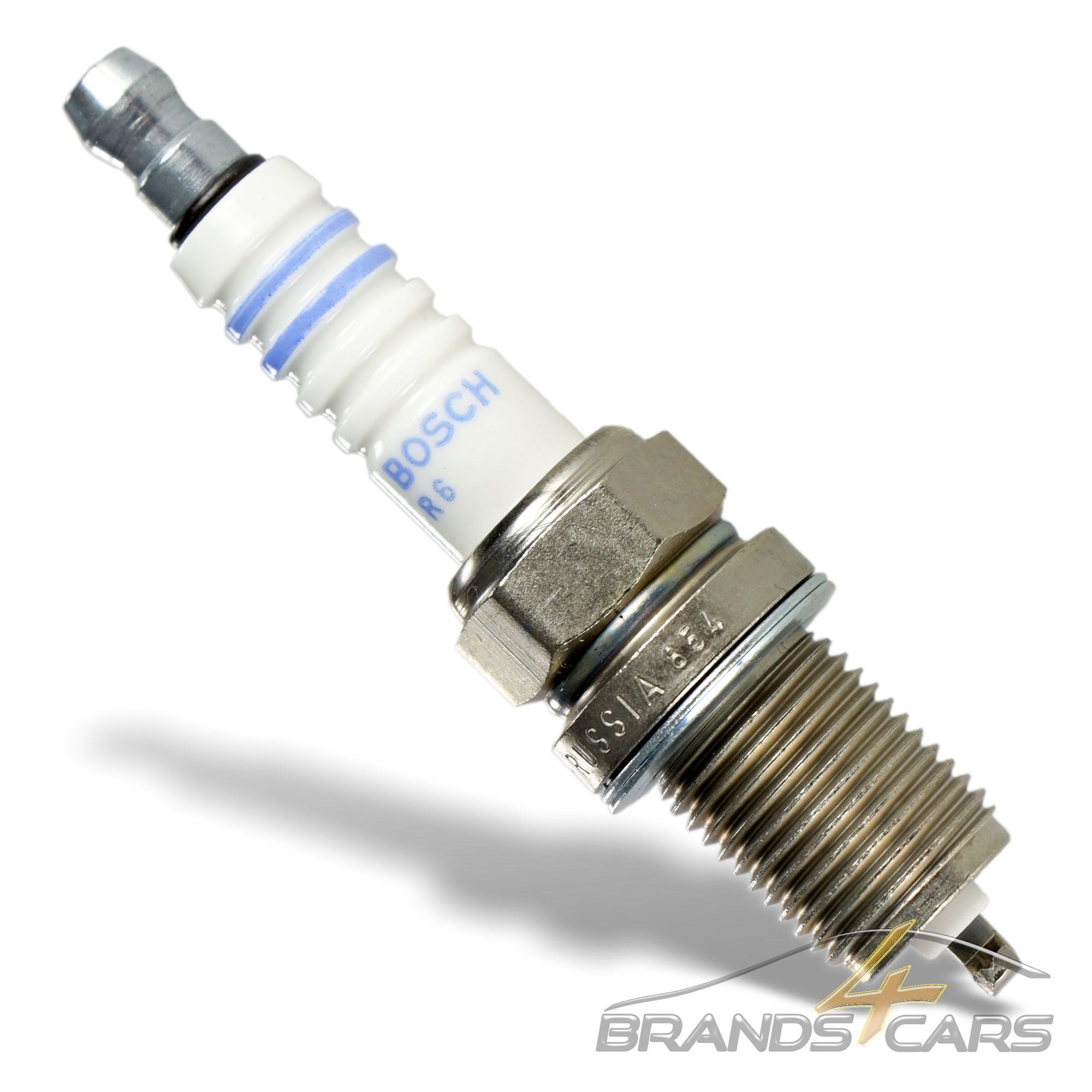 4x-original-Bosch-bujia-Fiat-Seicento-1-1-00-10-Stilo-1-6-1-8-Strada-1-2 miniatura 2