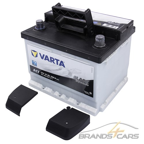 varta auto batterie starter batterie 12v 41ah 360a ersetzt. Black Bedroom Furniture Sets. Home Design Ideas