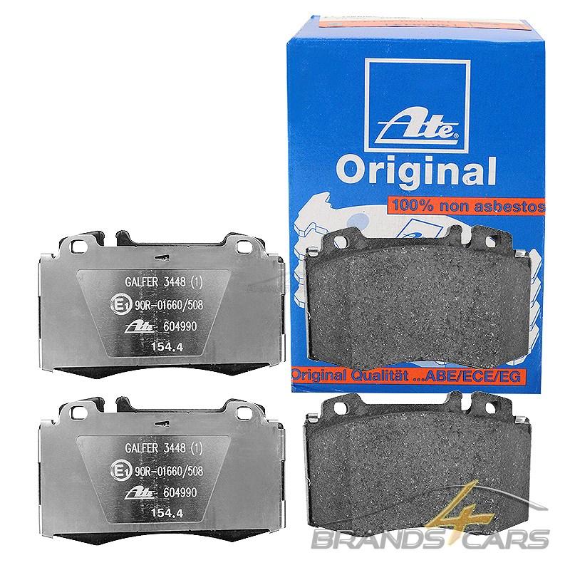 Original ATE Bremsbeläge für vorne MERCEDES C-KLASSE W203 S203 CLK C209