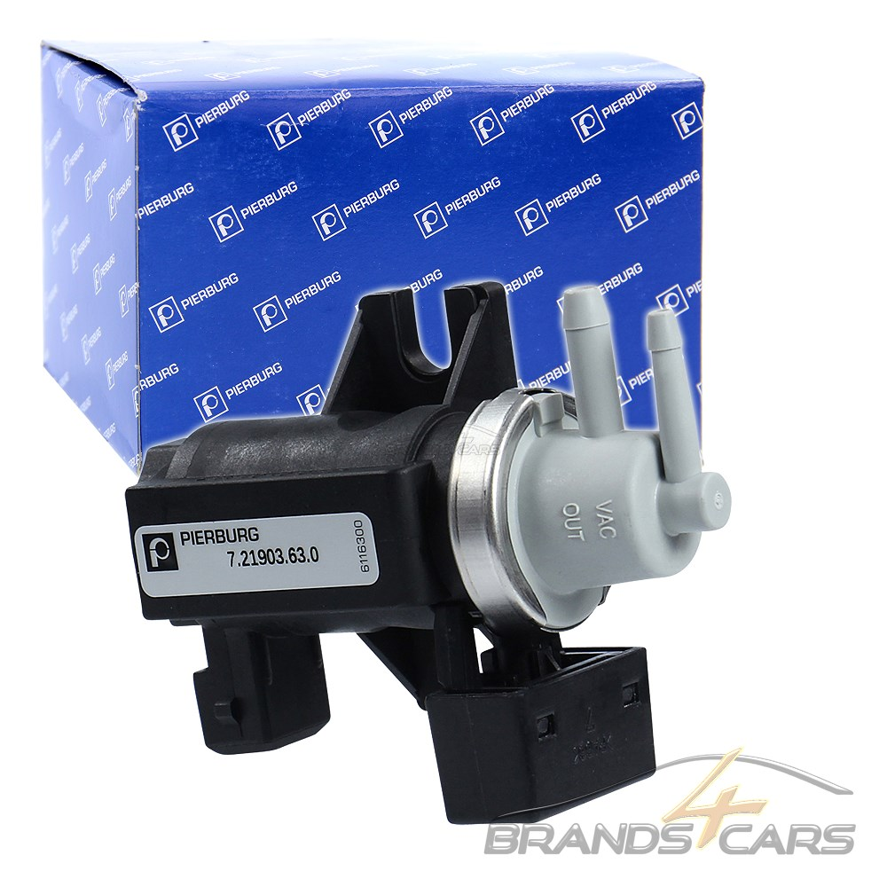 Druckwandler S60 I XY,AS S80 TS Turbolader Pierburg Volvo: Xc90 I V70 SW