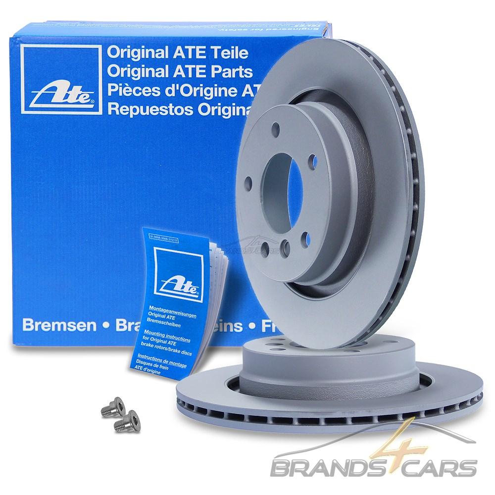Bremsbelagverschleiß Vorderachse für BMW Original ATE Warnkontakt