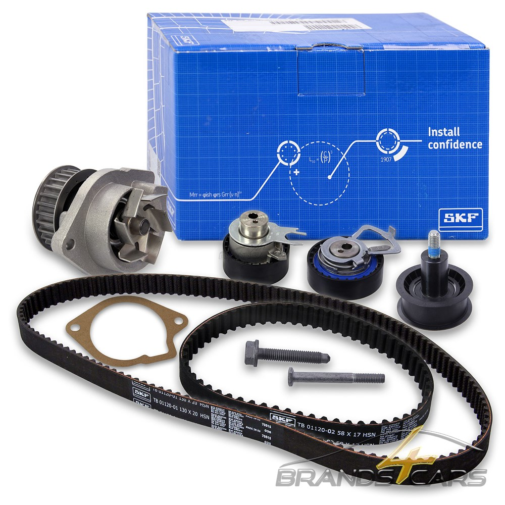 Rollensatz 1 987 949 190 Audi//Seat//Skoda//VW TOP NEU Bosch  Zahnriemen