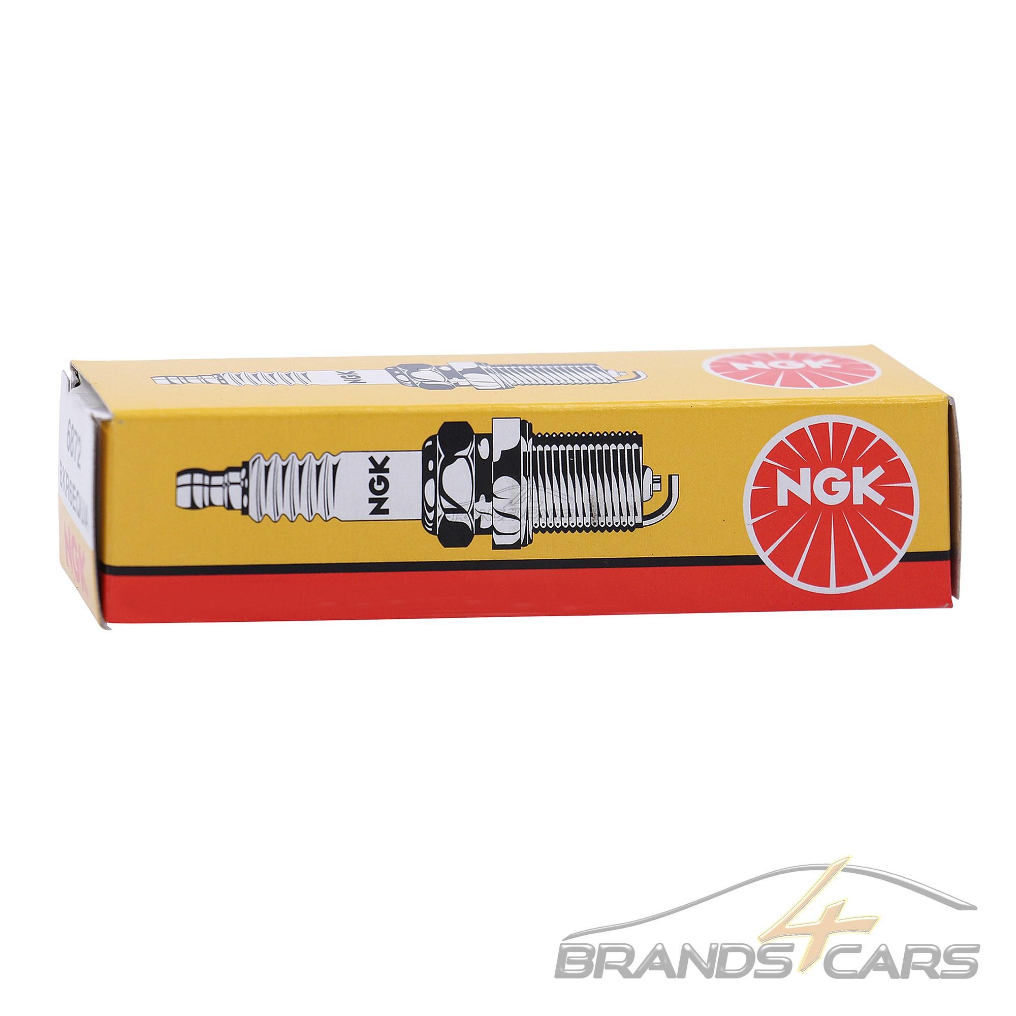 8x original bujía NGK audi a8 4d 4.2 4e 3.7 4.2 a partir del año de fabricación 98