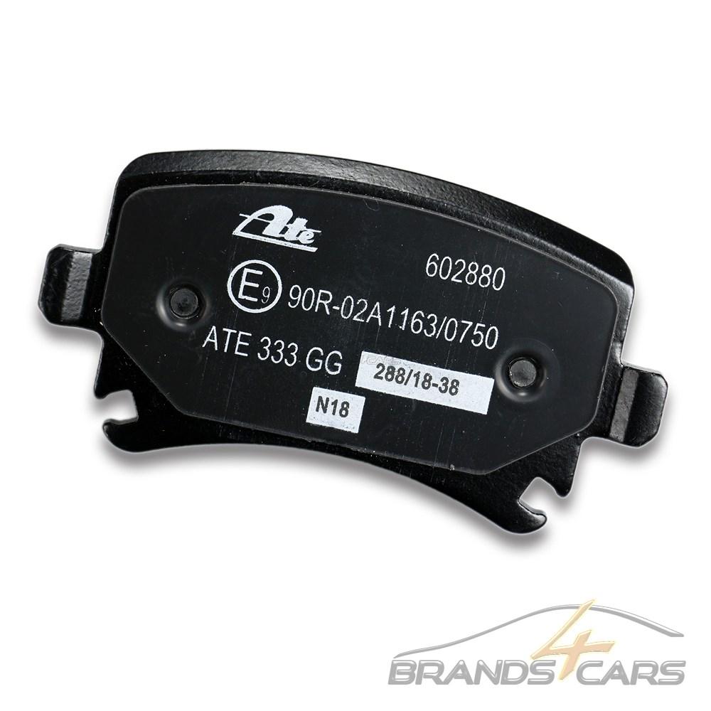 Bremsbeläge Vorne u.a für Opel ATE2 Bremsscheiben Belüftet 300 mm