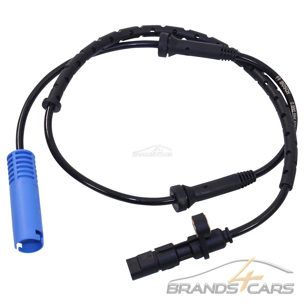 ABS Sensor Drehzahlsensor Raddrehzahlfühler hinten ha Hinterachse BMW 5-er E39