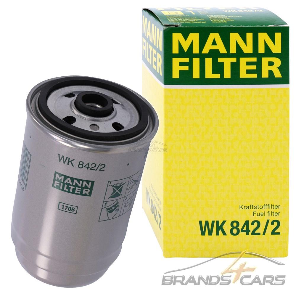 wk 842//2 Homme-FiltreCarburant Filtre Filtre Carburant Filtre Diesel Filtre