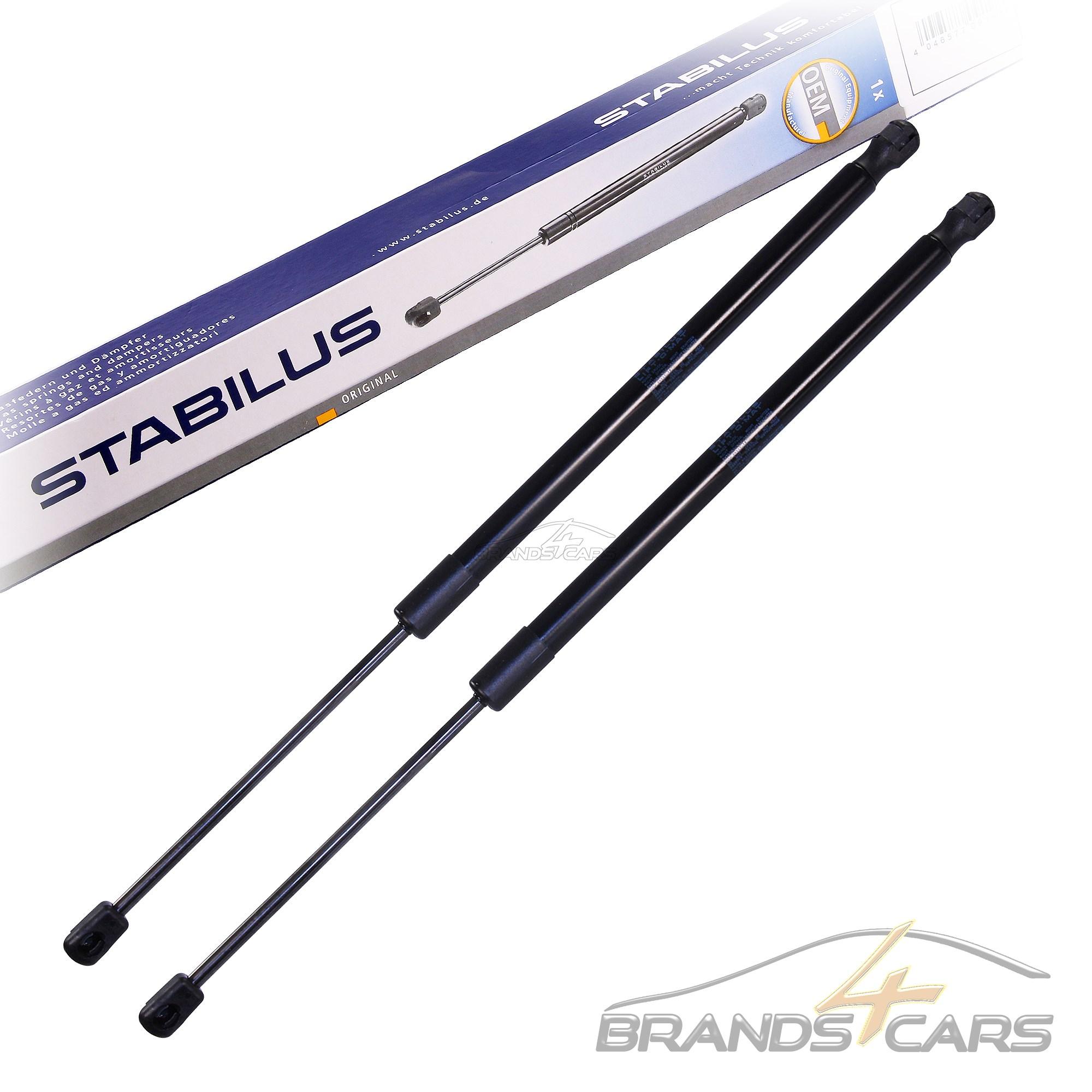 2x ORIGINAL STABILUS GASFEDER HECKKLAPPE RENAULT GRAND SCENIC 2 AB BJ 04
