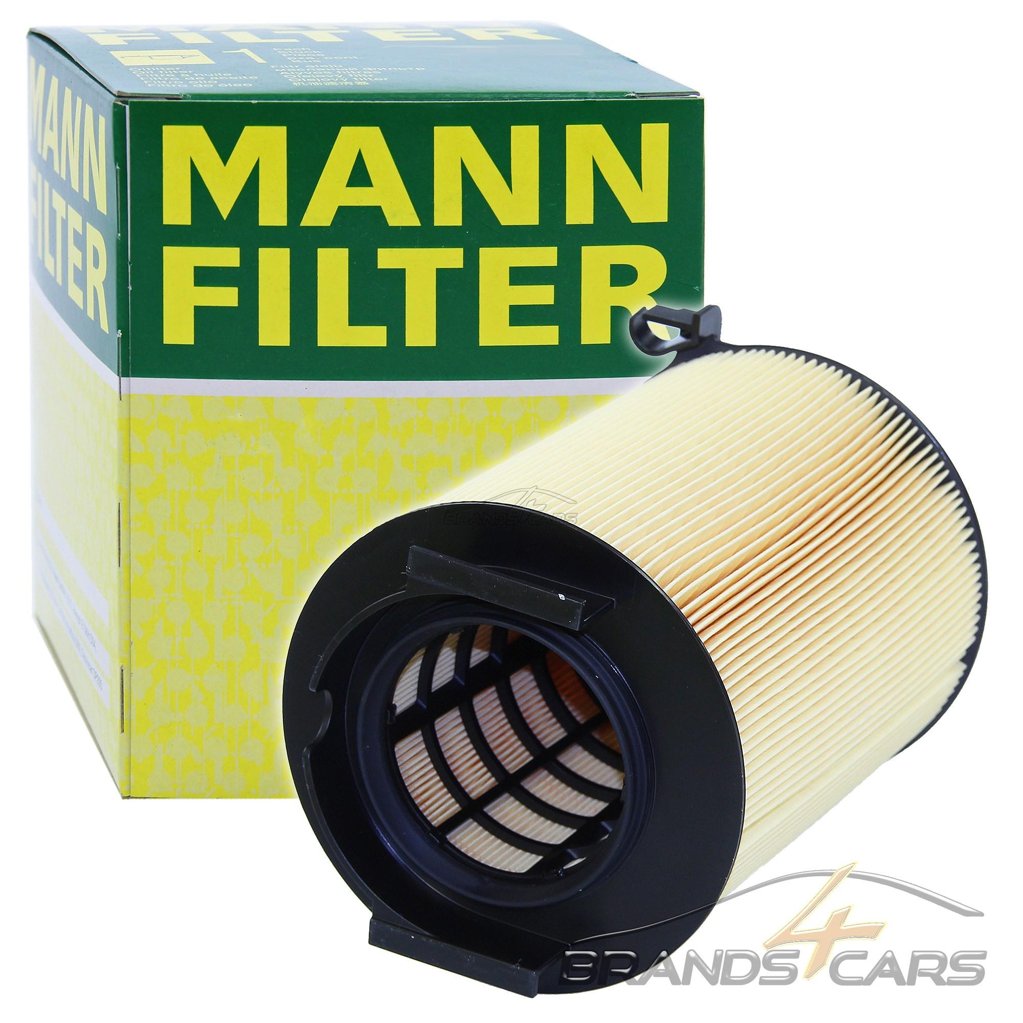 1x MANN-FILTER INSPEKTIONSPAKET FILTERSATZ D SKODA OCTAVIA 1Z 1.6 BJ 04-13