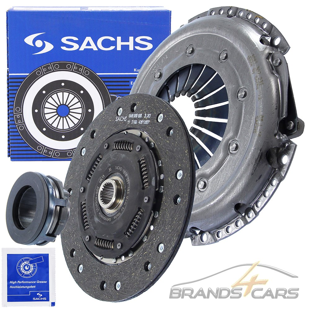 Sachs Kupplung Kupplungskit Kupplungssatz VW Passat 3B Audi A4 1,9TDI 3000815001
