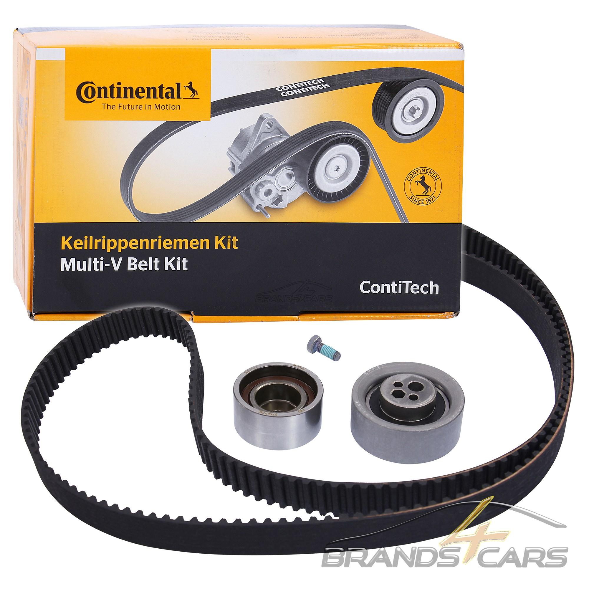 Contitech Courroie de distribution-Jeu Set Kit AUDI 100 4 A c4 2.6 2.8 Bj 90-94