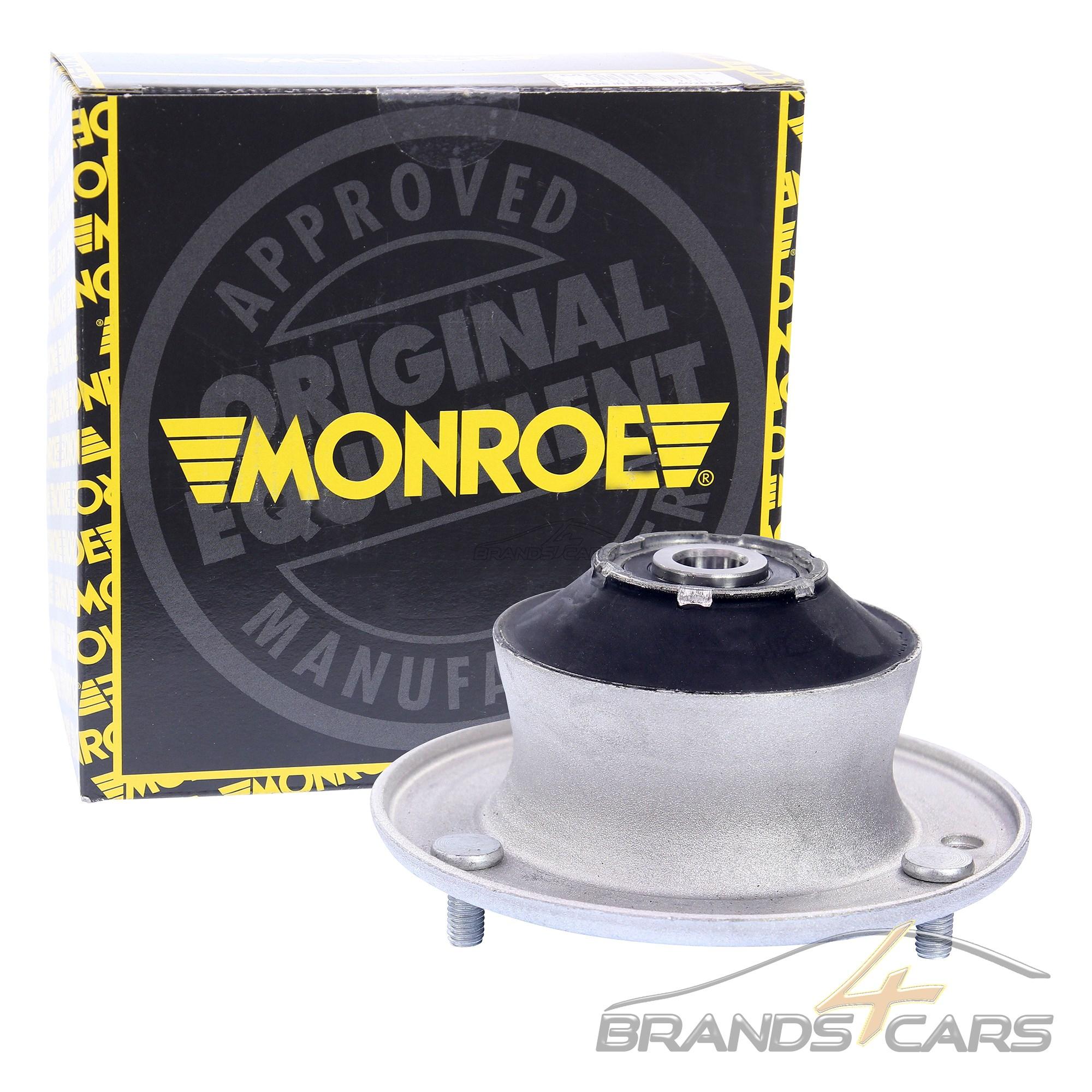 MONROE DOMLAGER FEDERBEINLAGER VORNE BMW 1-ER E81 3-ER E46 E90 E91 E92 E93