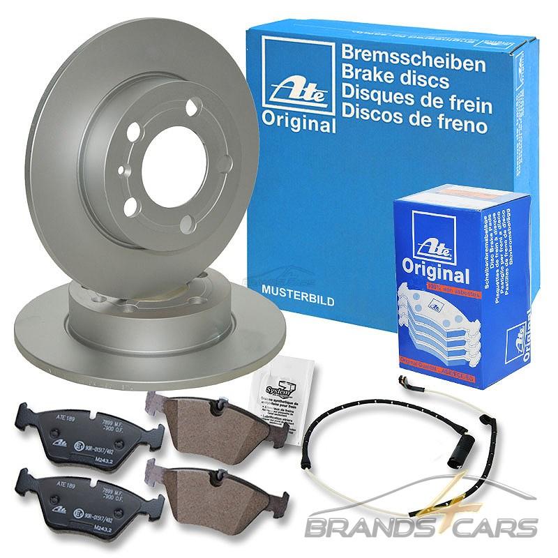 Bremsbeläge Bremsensatz hinten Mercedes Viano Vito W639 Bremsscheiben 296mm