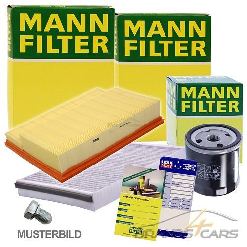 mann filter inspektionspaket filtersatz a toyota avensis. Black Bedroom Furniture Sets. Home Design Ideas