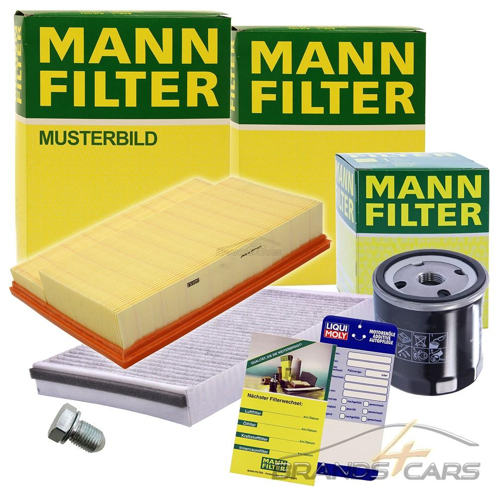 Inspektionspaket Inspektions kit Filtersatz 5 tlg Opel Corsa D 1.3 cdti