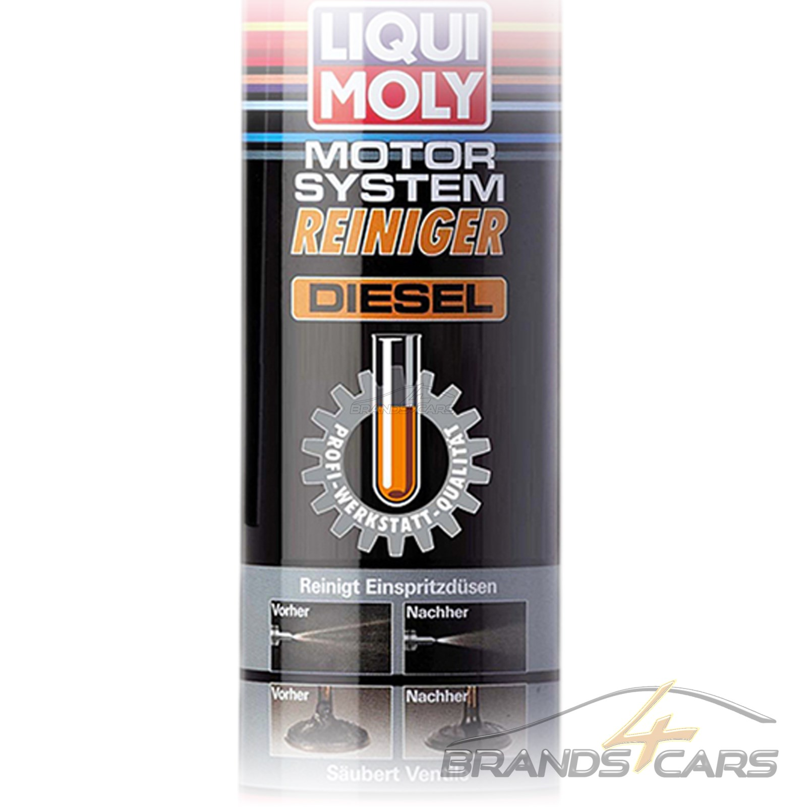 6x 300ml liqui moly motor system reiniger diesel systemreiniger dieselzusatz ebay. Black Bedroom Furniture Sets. Home Design Ideas