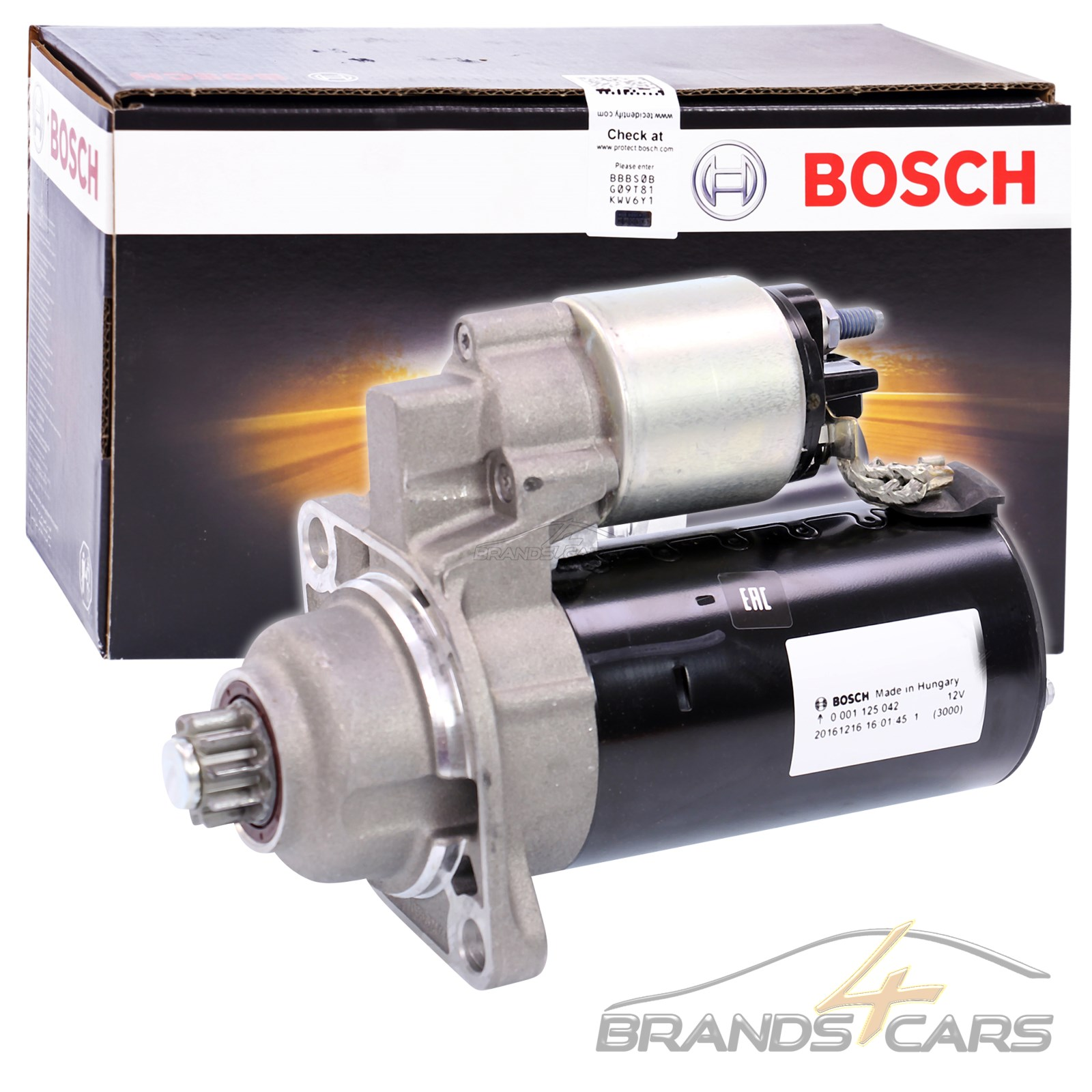 bosch starter anlasser 2kw vw bora golf 4 1j 1 9 tdi caddy. Black Bedroom Furniture Sets. Home Design Ideas