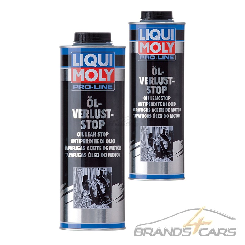 2x 1l liter liqui moly pro line proline l verlust stop. Black Bedroom Furniture Sets. Home Design Ideas