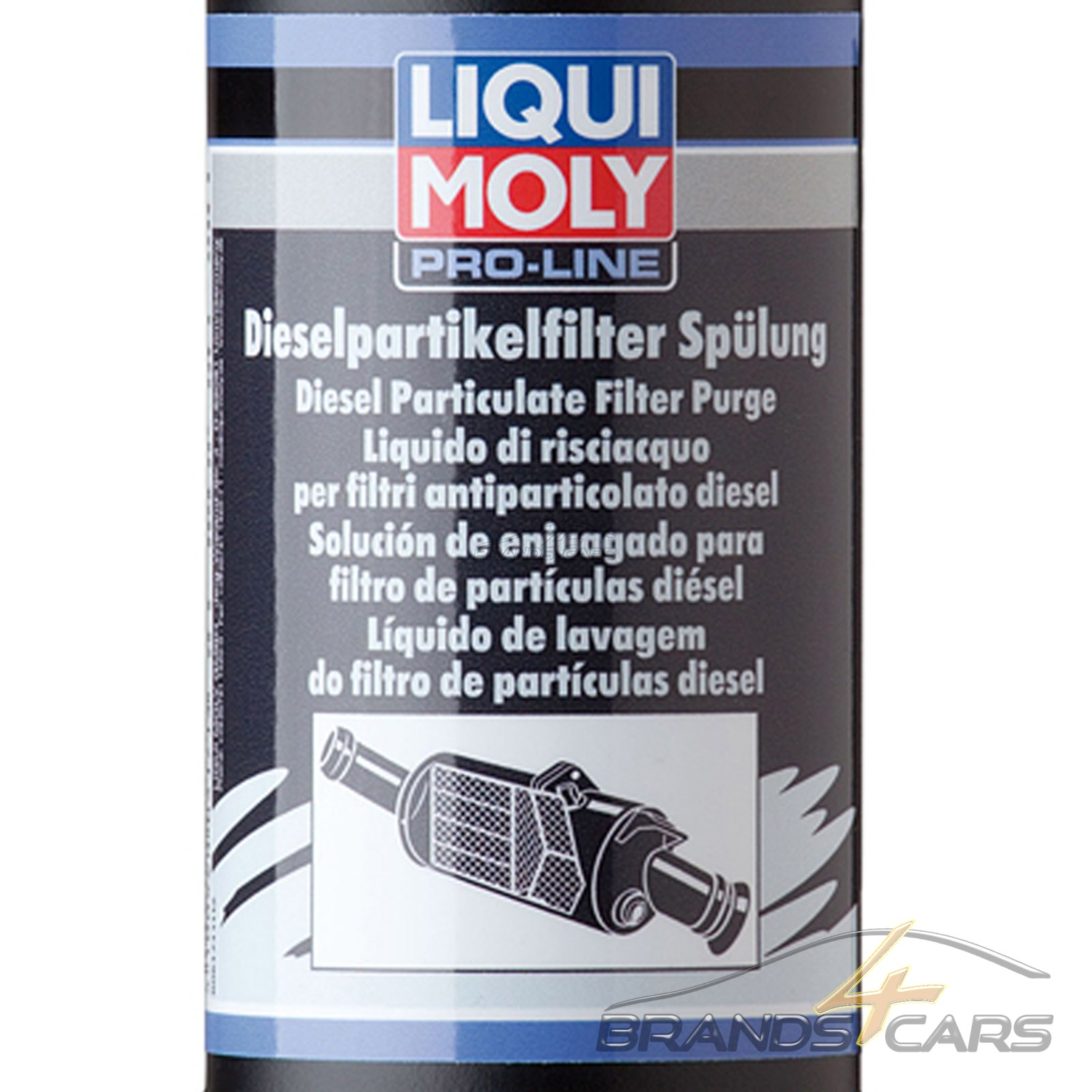liqui moly pro line proline dieselpartikelfilter reiniger. Black Bedroom Furniture Sets. Home Design Ideas