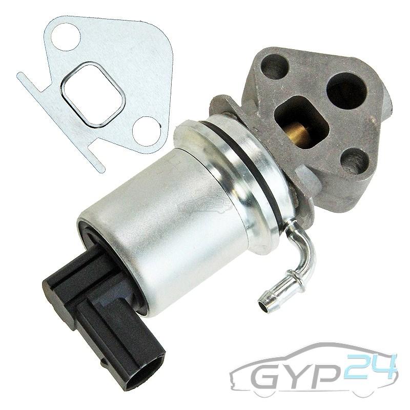AGR-vanne valve d/'échappement rapatriement vanne avec joint d/'étanchéité seat
