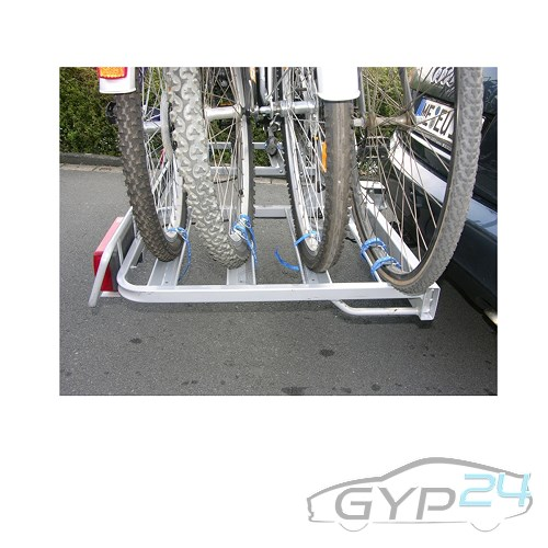 eufab fahrradtr ger bike four f r anh ngerkupplung ahk f r. Black Bedroom Furniture Sets. Home Design Ideas