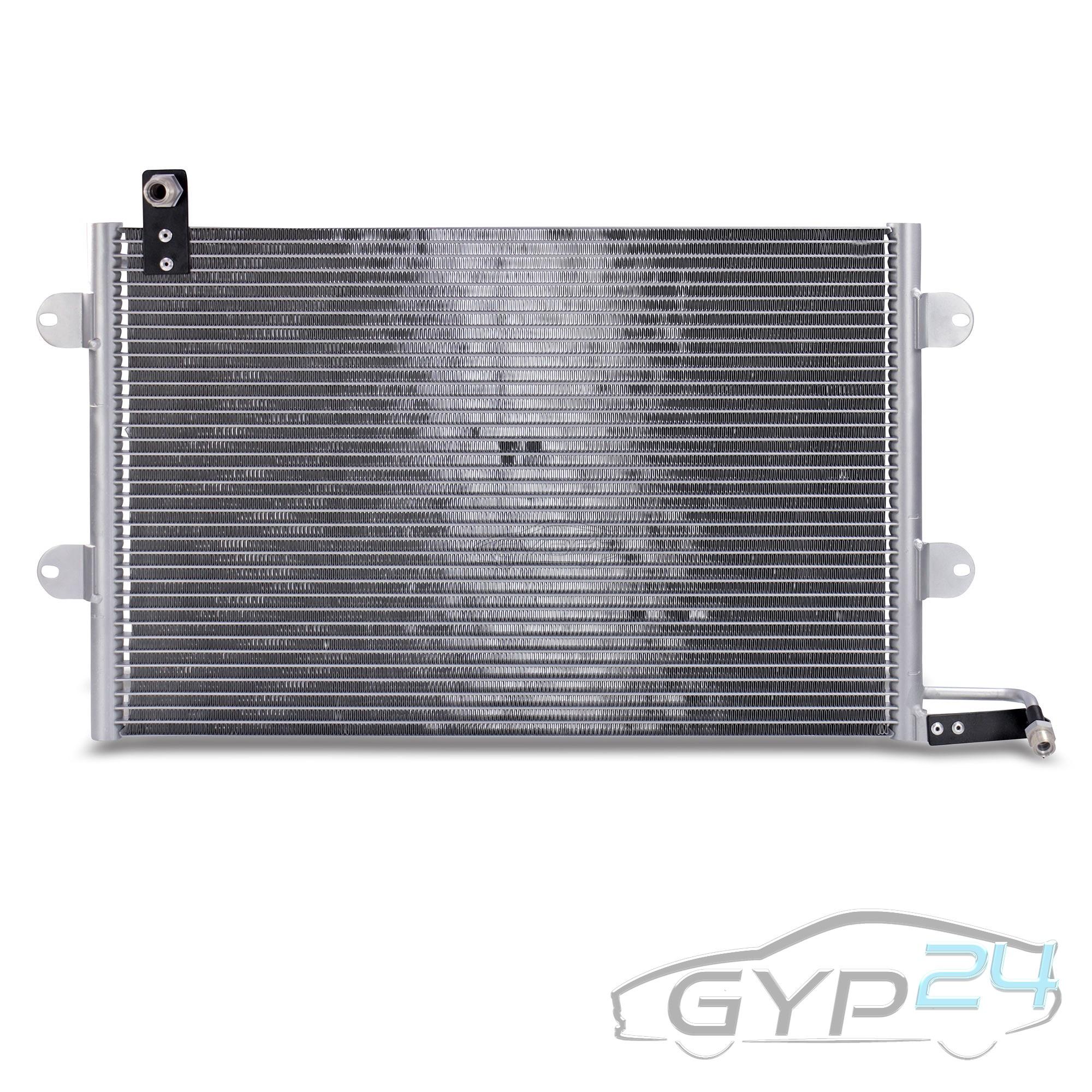 Clima radiador clima condensador 560 x 370 VW