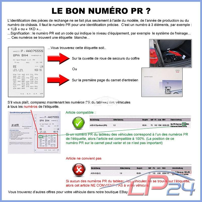 2 Disques de frein 4 plaquettes de freins seat leon 1m1 arrière 232 mm pr-Nº 1kk 1kp 1kq