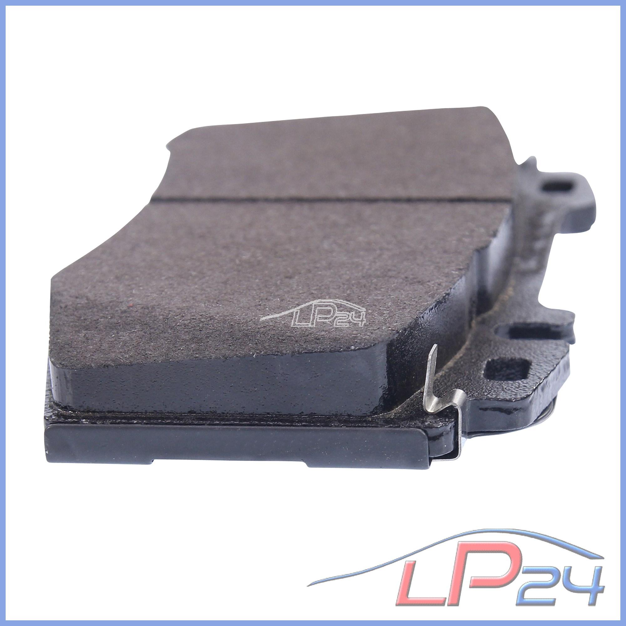 Kit disques et plaquettes de frein arrièr Abs MERCEDES CLASSE S 430 400 CL