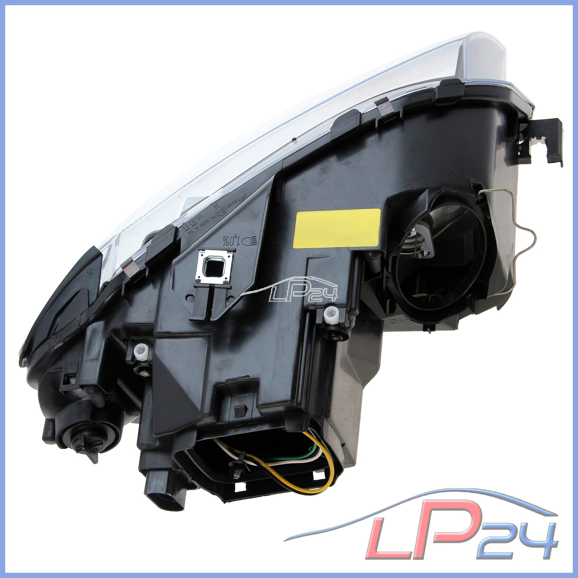 2x-PHARE-PRINCIPAL-H7-H7-AVANT-GAUCHE-DROIT-AUDI-A3-8P-SPORTBACK-03-08 miniature 3