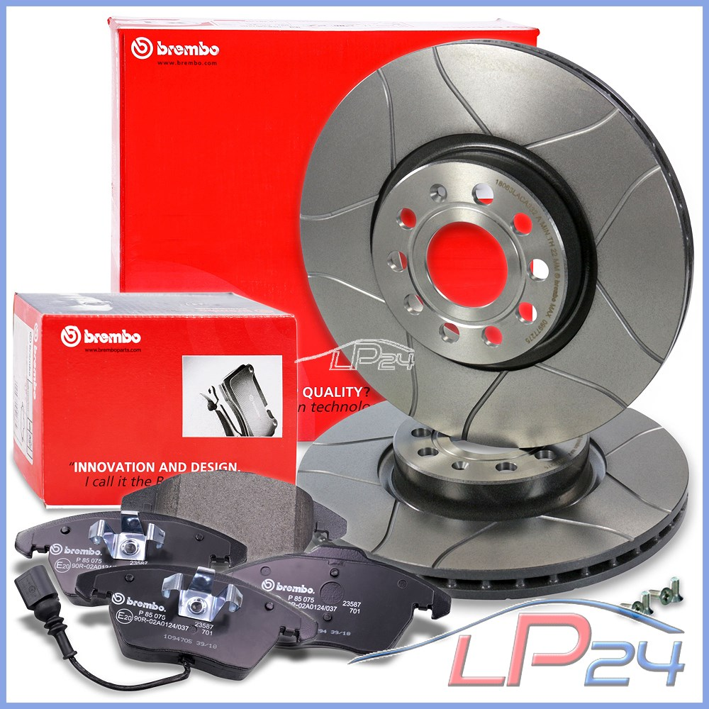 Plaquettes de freins Avant 1.9 TDI 2.0 2.5 Vw Passat 3b 3bg Audi a4 a6 Essieu Avant